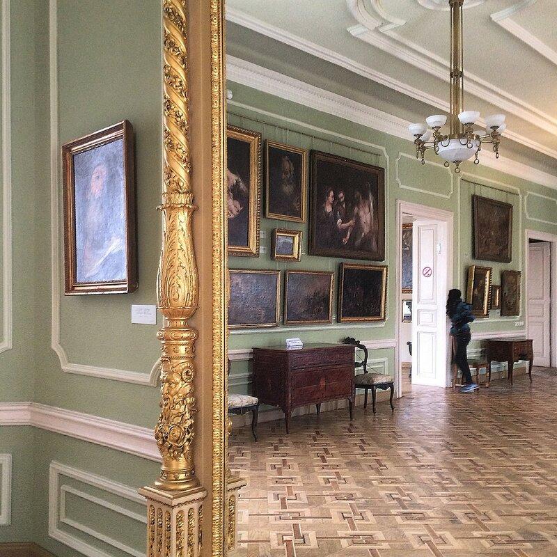 Музей изо имени Потоцких