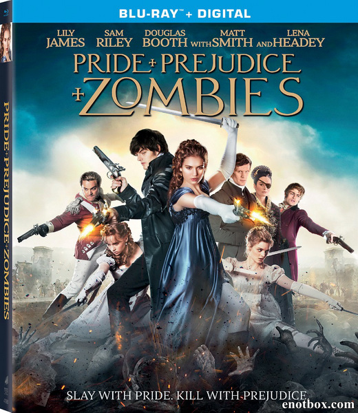 Гордость и предубеждение и зомби / Pride and Prejudice and Zombies (2016/BD-Remux/BDRip/HDRip)