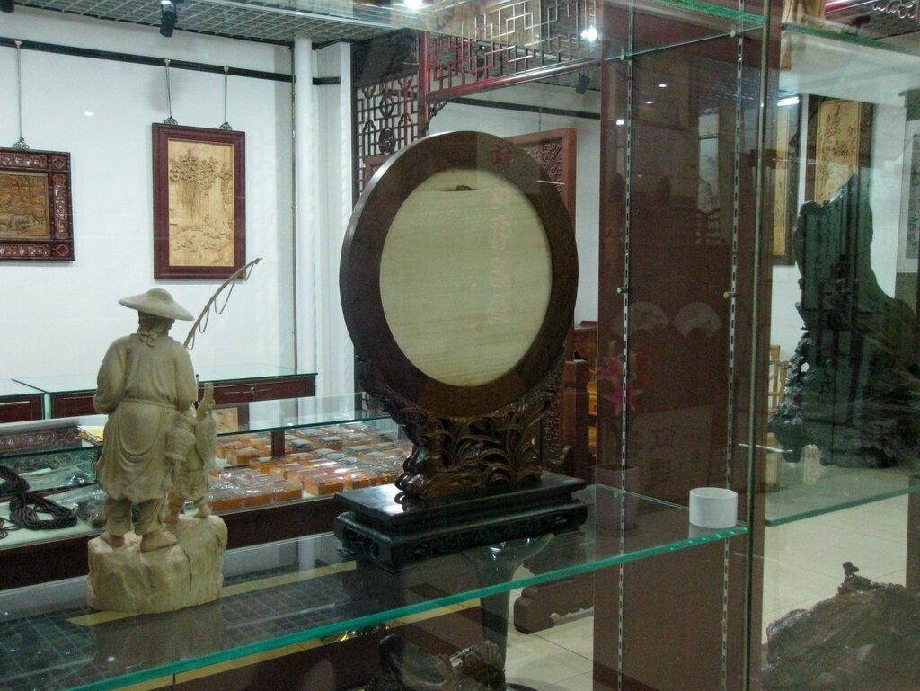 Витрина магазина, Пекин