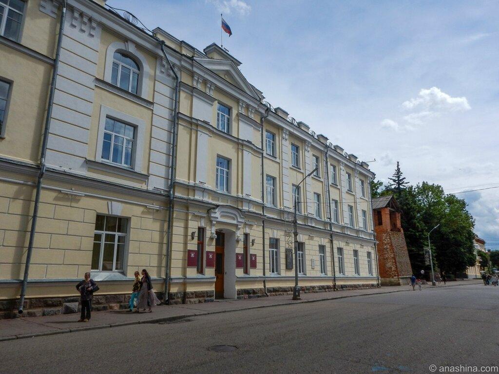 Здание администрации города Смоленска