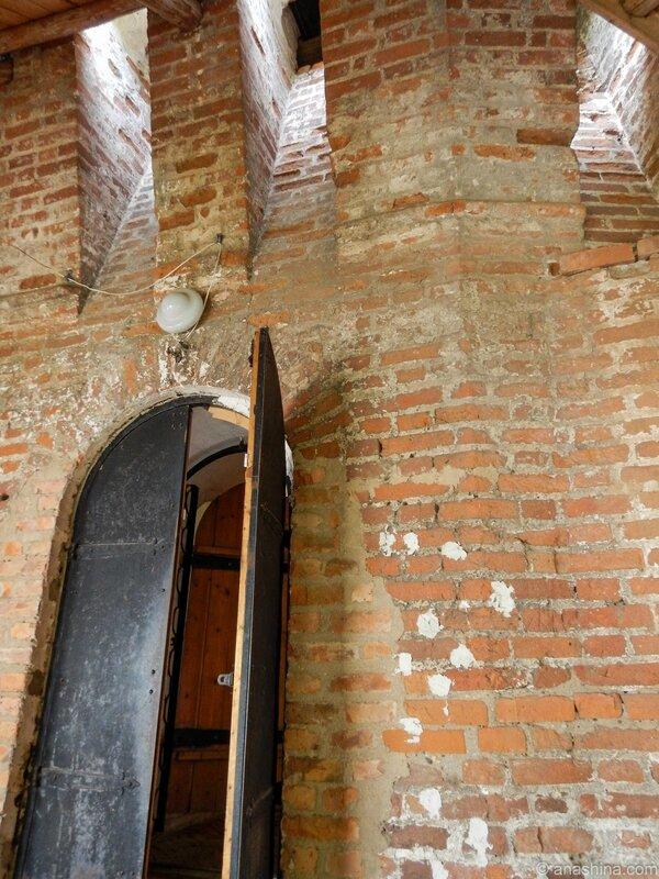 Смоленская крепость, Громовая башня, Смоленск
