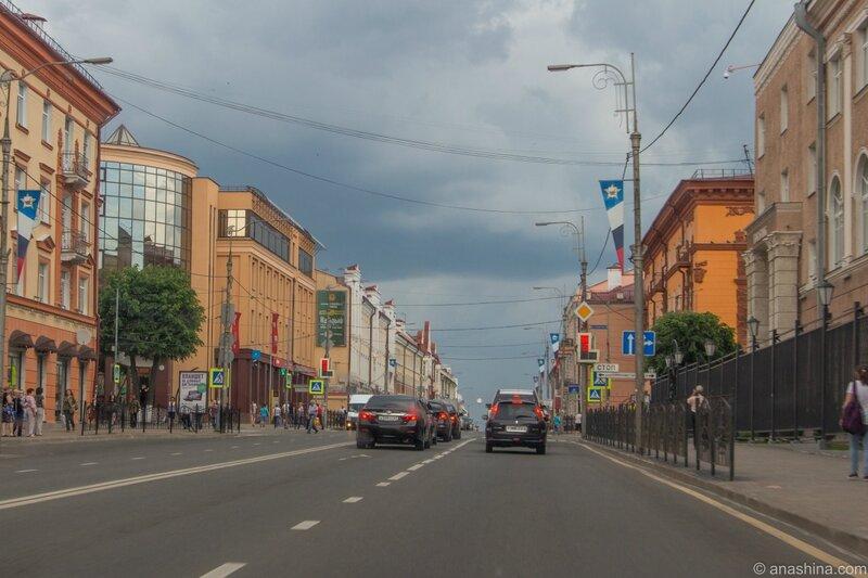 Большая Советская улица, Смоленск