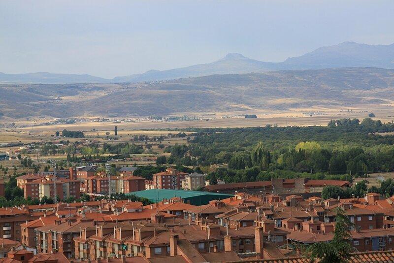 Авила, Испания (Avila, Spai)