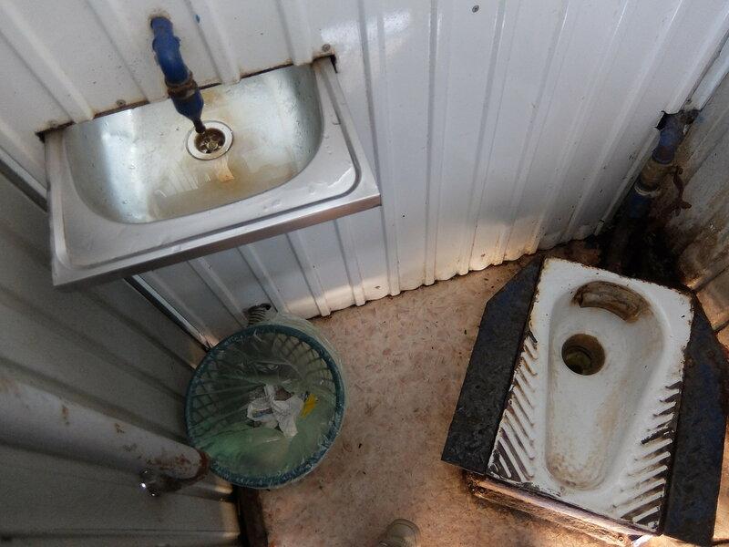 Кемерово - Общественный туалет внутри