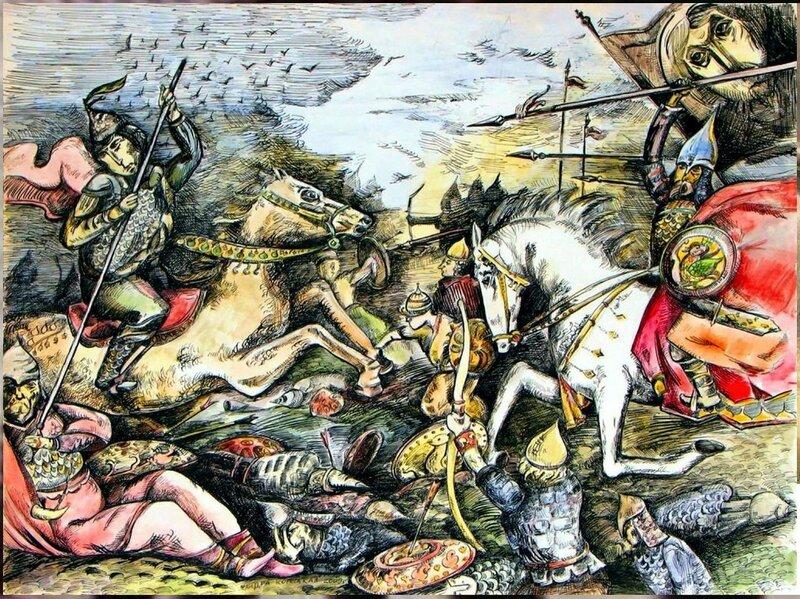 О битве при Молодях. 1572 год. (1).jpg