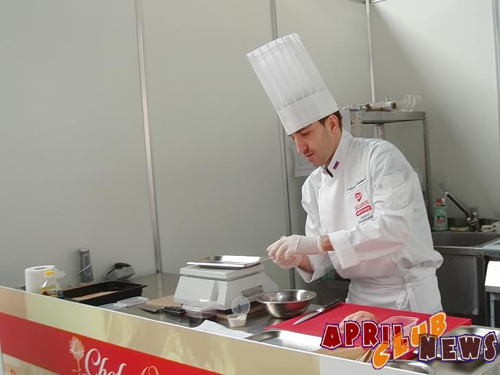 Конкурс Les Chefs en Or