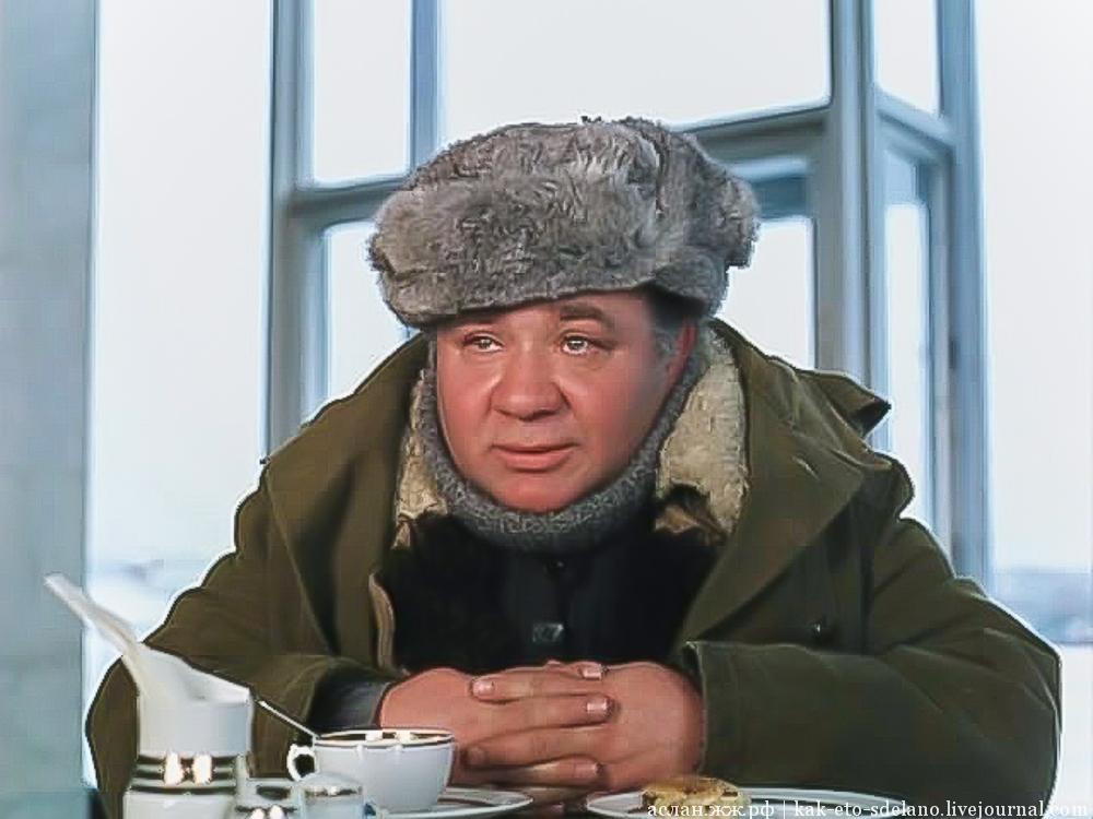 "Как снимали фильм ""Мимино"""