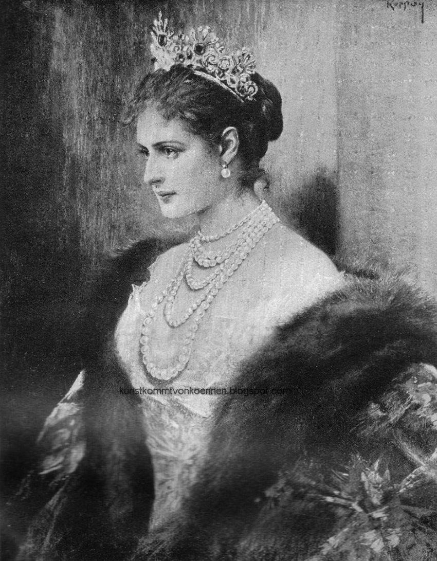 Zarin Alexandrowna Александра Феодоровна России (Принцесса Аликс Гессен)..JPG