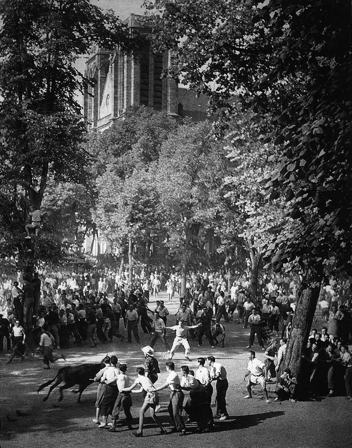 1949. День в Байонне