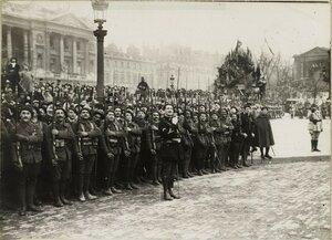 1918. Праздник перемирия. Ноябрь