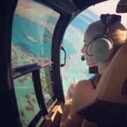 Лететь в вертолете