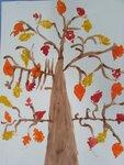 """Группа""""Коротышки"""" (рук. Емельянова Светлана Васильевна) - """"Осень краски разводила"""""""