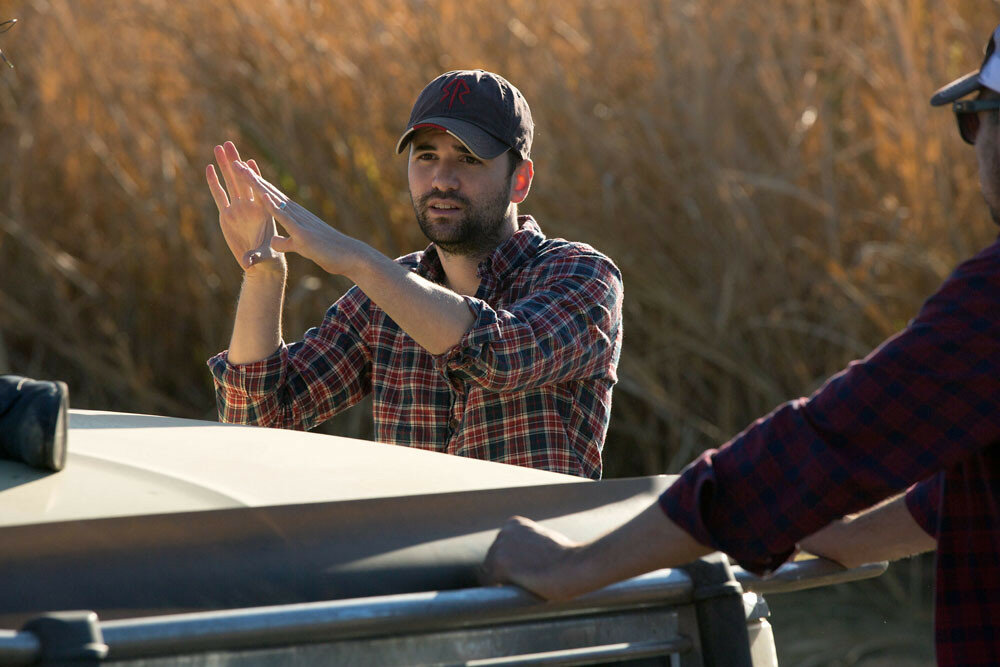 Dan Trachtenberg directs 10 CLOVERFIELD LANE, by Paramount Pictures