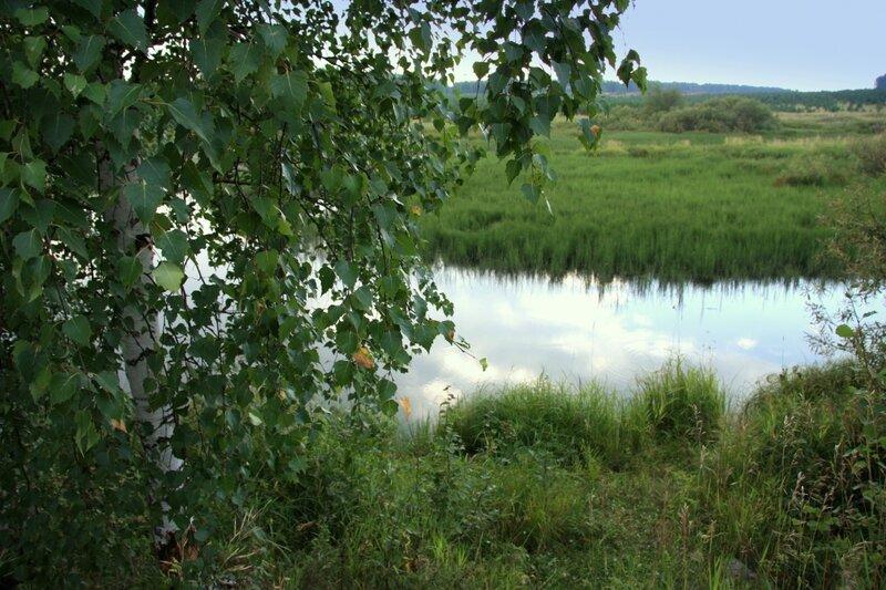 На реке Большой Сап