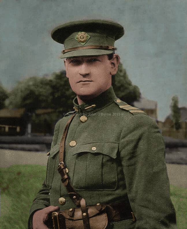 michael collins irish patriot essay Michael collins, the irish revolutionary leader, was born in county cork on 16 october 1890, and worked as a young man for several years in london, where he joined the secret society, the irish republican brotherhood.