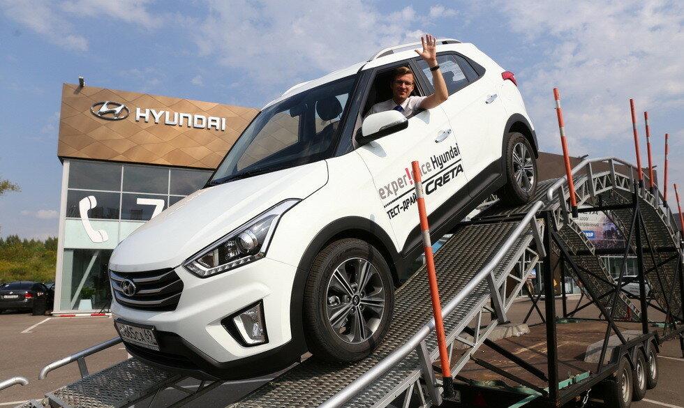 Hyundai, Тверь, Важная персона Авто