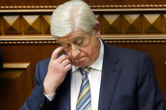 Душа Шокина еще живет в ГПУ: В Генеральной прокуратуре отказались возбуждать дело против экс-прокурора