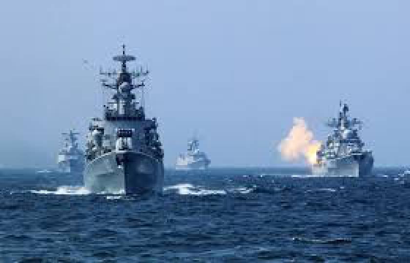 Российский военный корабль в Баренцевом море осуществил неудачные пуски крылатых ракет, - разведка