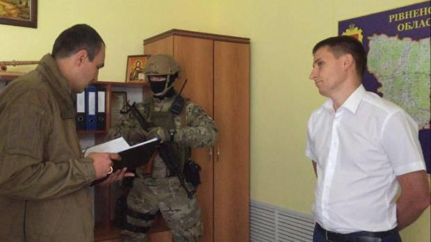 """Спецоперация """"янтарь"""": Стало известно о новых громких задержания на Ровенщине (фото)"""