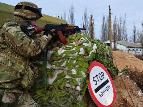 Минобороны направило 10 эшелонов со средствами укрепления на границу с оккупированным Крымом, - глава Херсонской ОГА Гордеев