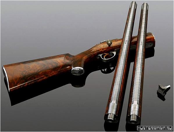 Самое дорогое ружье в мире — VO Falcon Edition