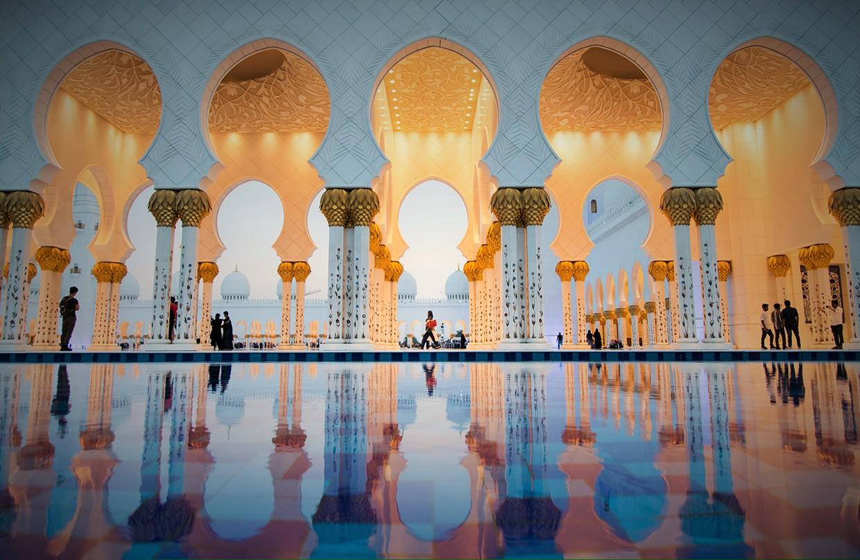Arabian Rhapsody / Мечеть Шейха Зайеда
