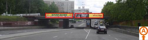 Переезд на улице Московской