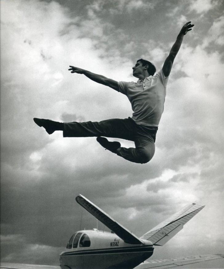 Танцор Эдвард Вилелла.