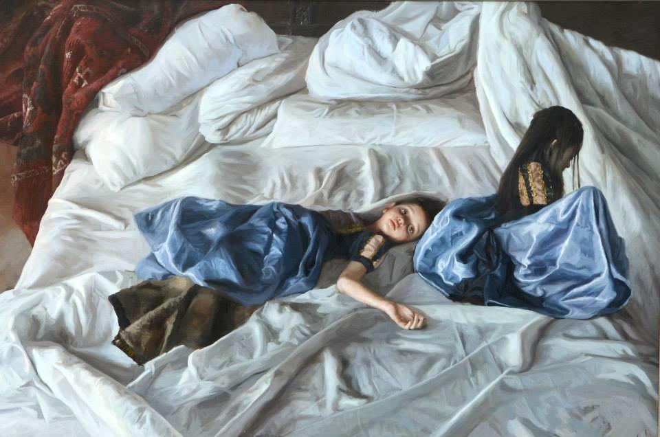Guillermo Lorca. Искусство детских снов