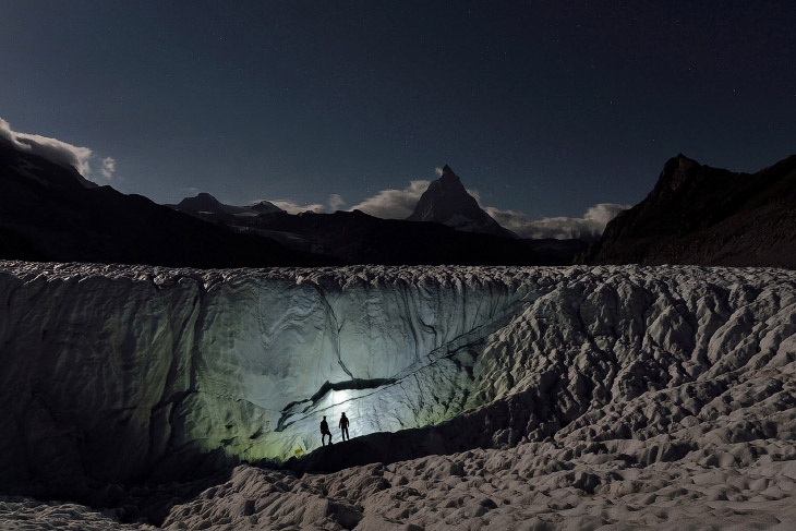 2. Пещеры.