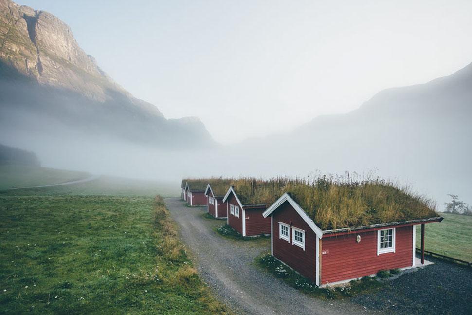 Олден, Норвегия.