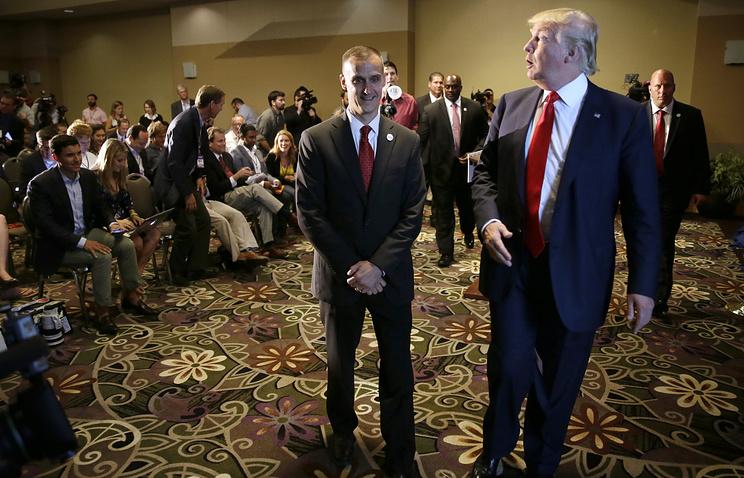 Трамп сократил руководителя своего предвыборного штаба Кори Левандовски
