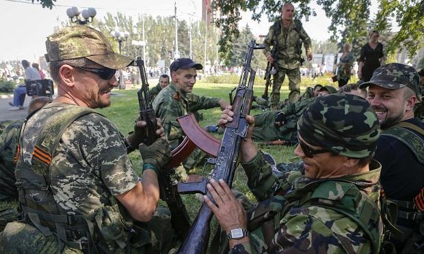 Боевики переоборудовали клинику вЯсиноватой ввоенный госпиталь