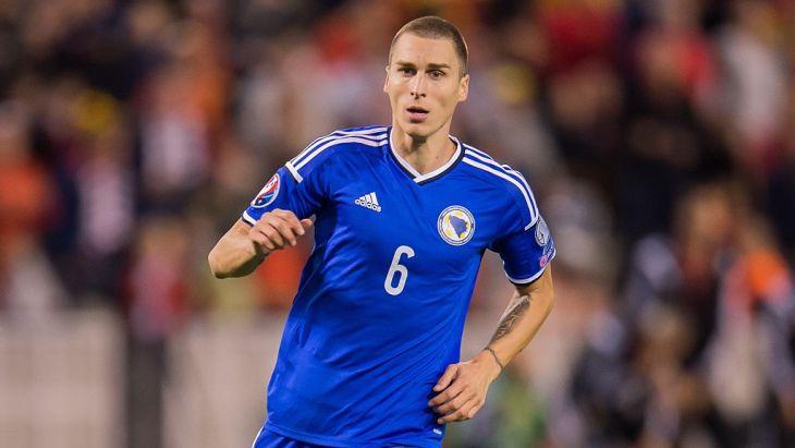 Прежний защитник «Краснодара» Враньеш перешёл в«Томь»