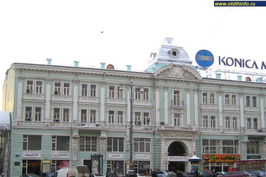 Олег Меньшиков впервый раз появится насцене вобразе Макбета