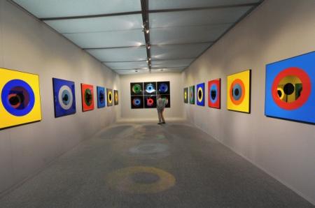 Международная ярмарка современного искусства Cosmoscow продлится до11сентября