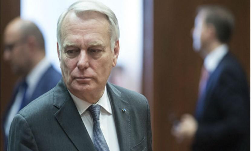 Руководителя МИД Германии иФранции прибыли вКраматорск набазу ОБСЕ