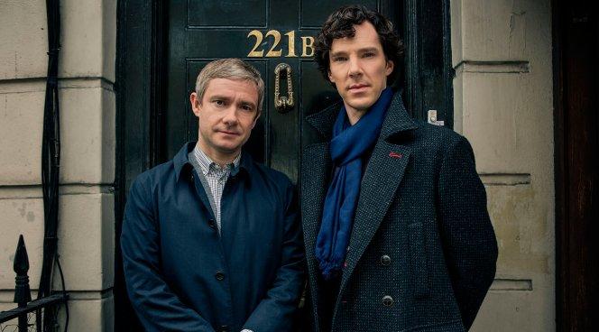 Стали известны наименования новых серий четвертого сезона— Шерлок