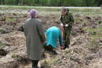 12 мая Ликино-Дулевское благочиние совместно с Орехово-Зуевским лесничеством организовало посадку леса на территории Орехово-Зуевского района. Совместными усилиями саженцы хвойных пород деревьев были высажены на площади более 2 гектаров