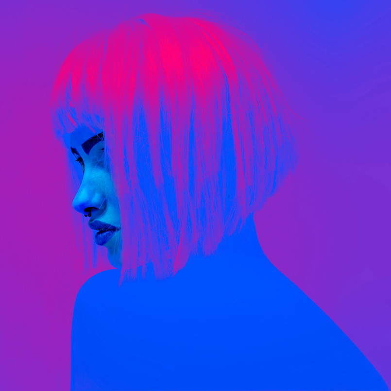 Neon Photography & Digital Retouching by Slava Thisset