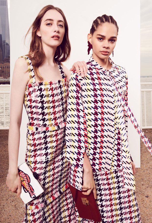 Oscar de la Renta Pre-Fall 2018 Womenswear Collection