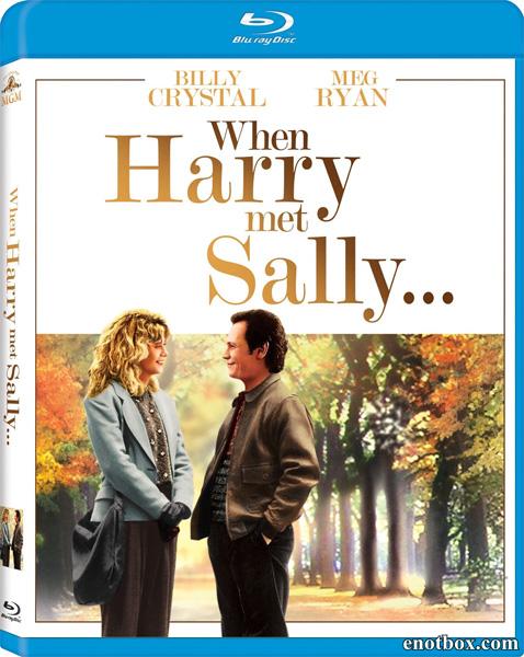 Когда Гарри встретил Салли / When Harry Met Sally... (1989/BDRip/HDRip)