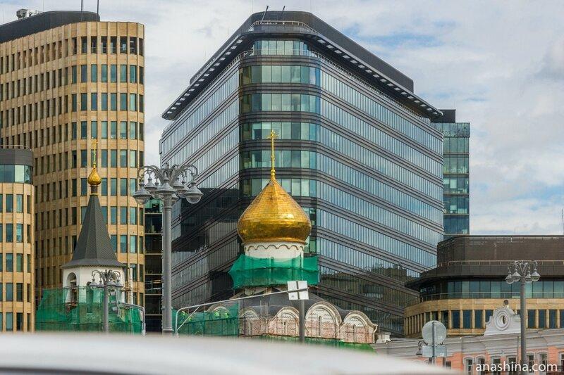 Старообрядческий храм Святителя Николы Чудотворца у Тверской заставы, Москва