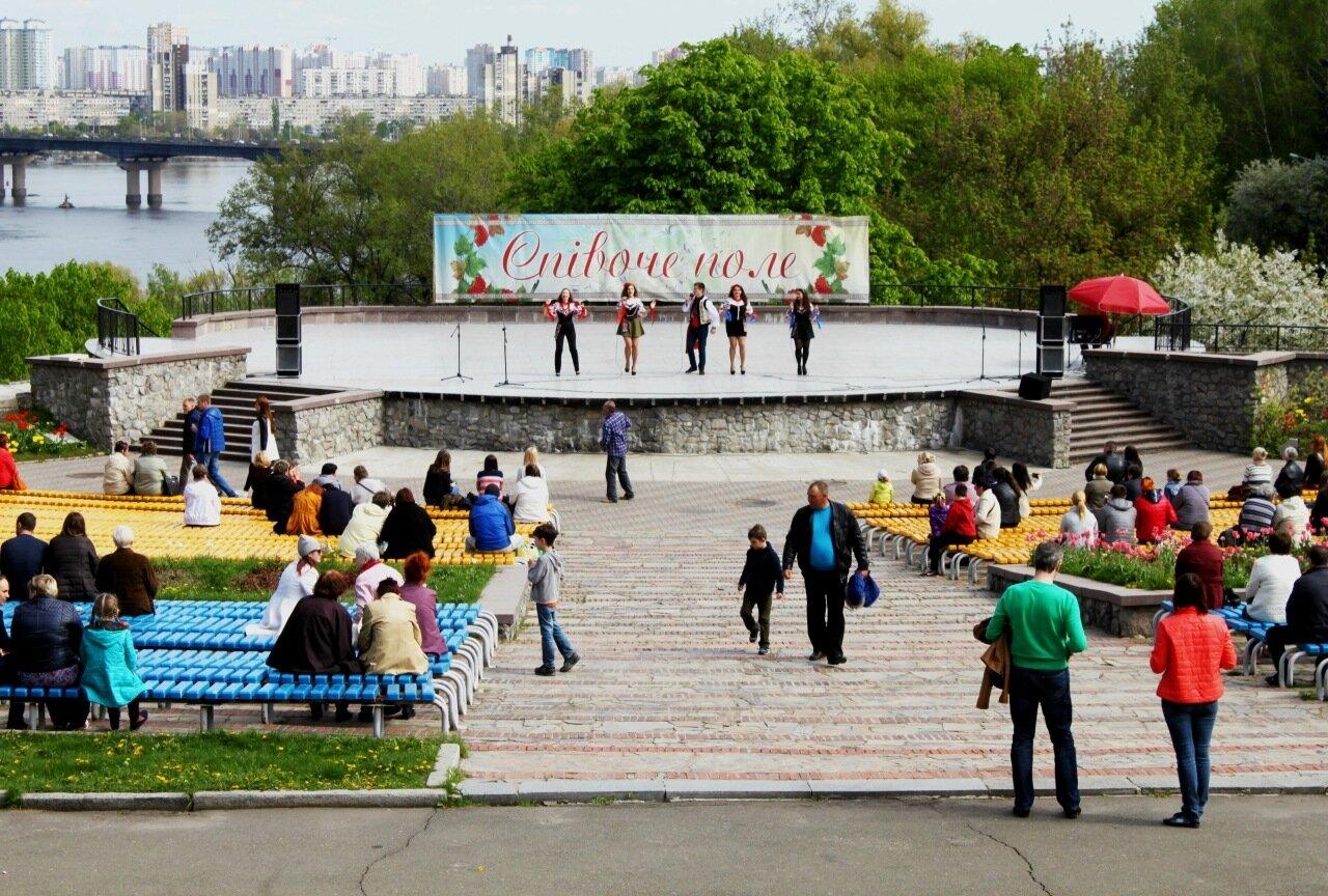 Концертный зал Певческого поля