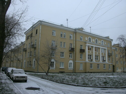 Центральная ул. 14