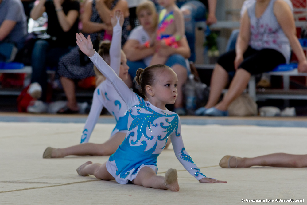 Эстетическая гимнастика / Май 2016 год