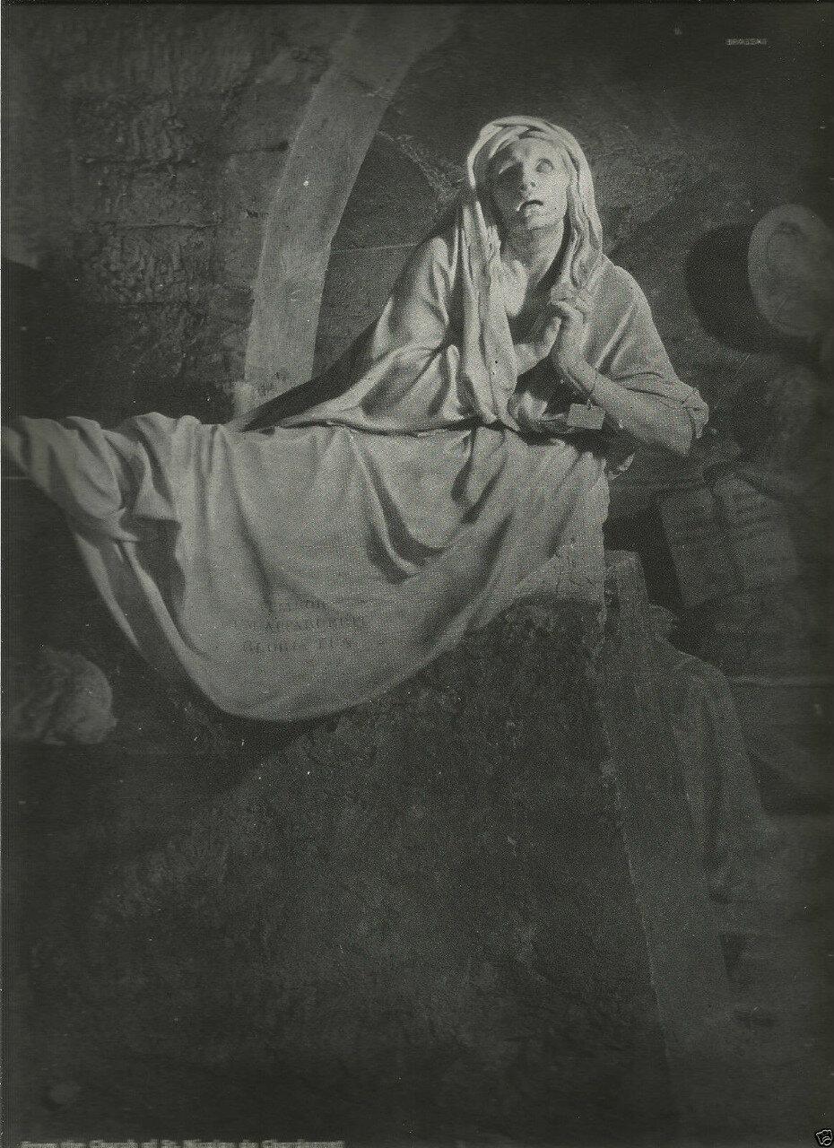 1945. Церковь Сен-Никола-дю-Шардонне