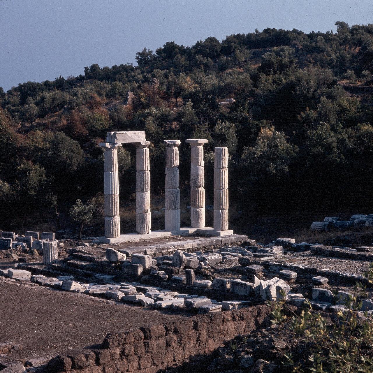 Самофракия. «Святилище великих богов». Гиерон