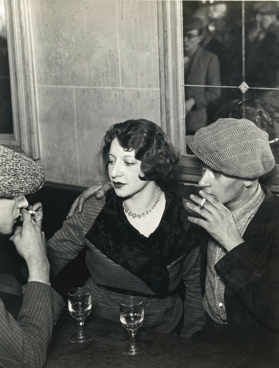 1932. Танцпол «Четыре сезона», рю де Лаппе
