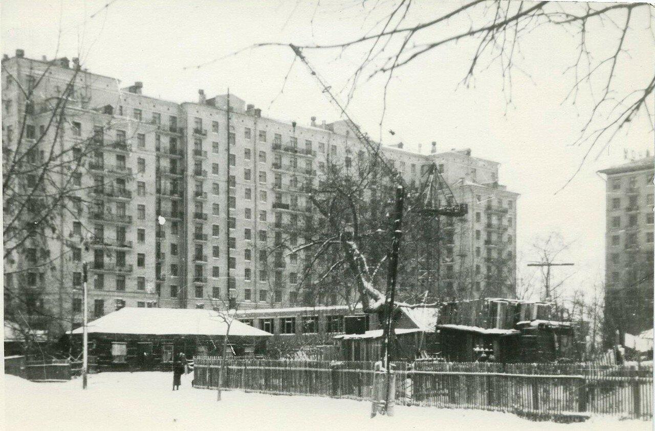 1960. Щербаковская улица, дом №16